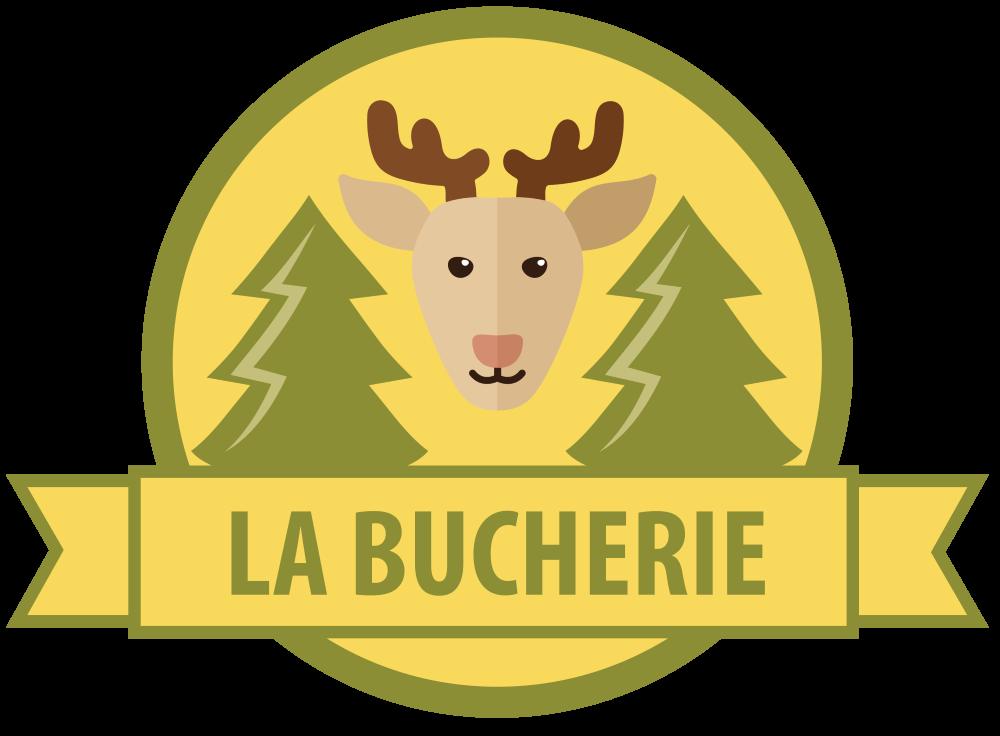 Camping de la Bucherie - Logo